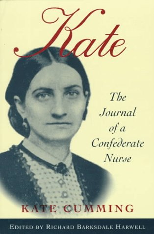 Kate The Journal of a Confederate Nurse  1998 edition cover