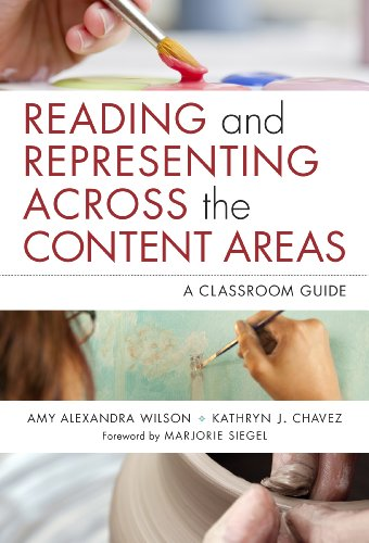 Reading and Representing Across the Content Areas A Classroom Guide  2014 edition cover