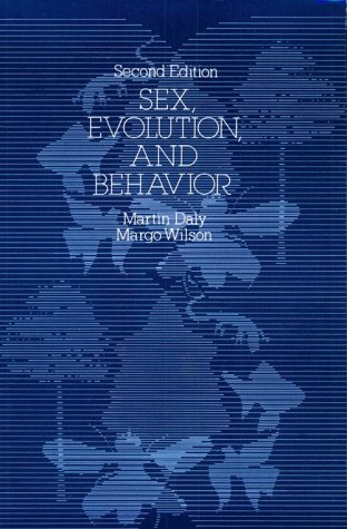 Sex, Evolution and Behavior  2nd 1983 edition cover