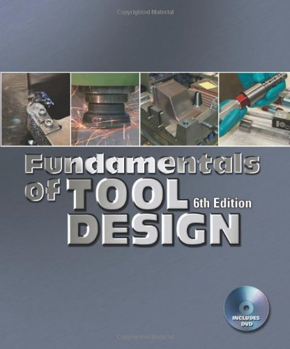 Fundamentals of Tool Design  6th 2010 edition cover