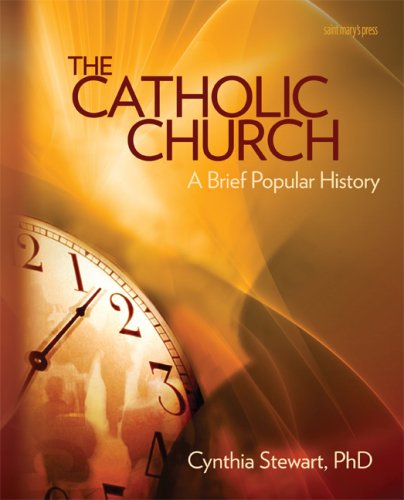Catholic Church A Brief Popular History  2008 edition cover