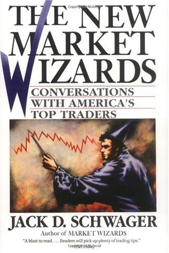 New Market Wizards Conversations with America's Top Traders  2005 (Reprint) edition cover