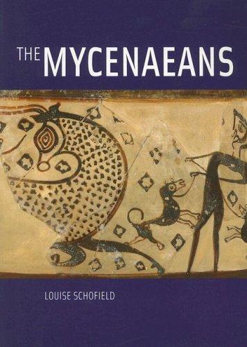 Mycenaeans   2006 edition cover