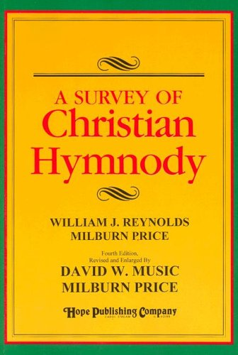 Survey of Christian Hymnody 4th 1999 (Revised) edition cover