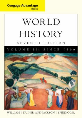 World History since 1800  7th 2013 edition cover
