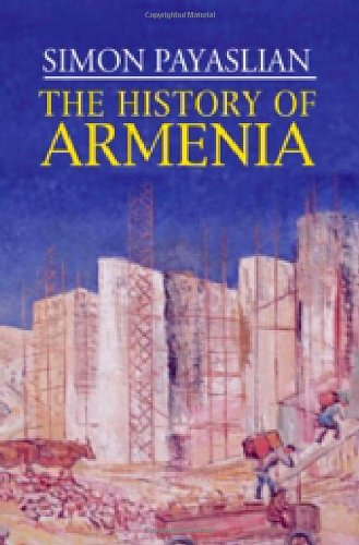 History of Armenia   2007 edition cover