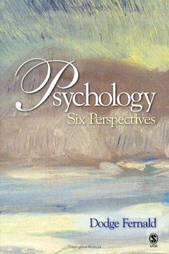 Psychology Six Perspectives  2008 edition cover