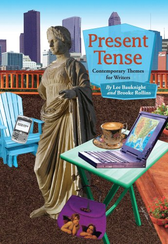 Present Tense Contemporary Themes for Writers  2010 edition cover
