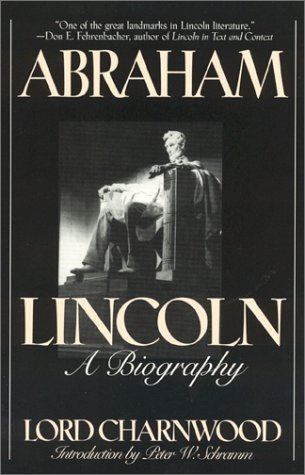 Abraham Lincoln A Biography  1998 edition cover