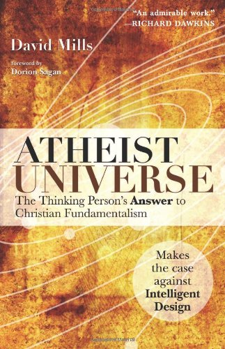 Atheist Universe The Thinking Person's Answer to Christian Fundamentalism  2006 edition cover
