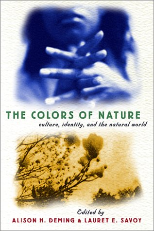 Colors of Nature Culture, Identity, and the Natural World  2002 edition cover