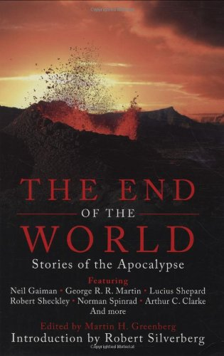 End of the World Stories of the Apocalypse  2010 edition cover