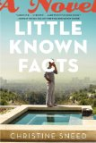 Little Known Facts A Novel  2014 9781608199679 Front Cover