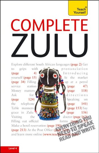 Complete Zulu  2nd 2011 edition cover