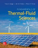 Fundamentals of Thermal-fluid Sciences:   2016 9780078027680 Front Cover