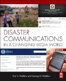 Disaster Communications in a Changing Media World  2nd 2014 edition cover