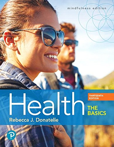 Cover art for Health: The Basics, 13th Edition