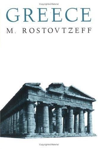 Greece  2nd (Revised) edition cover