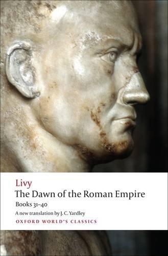Dawn of the Roman Empire   2009 edition cover