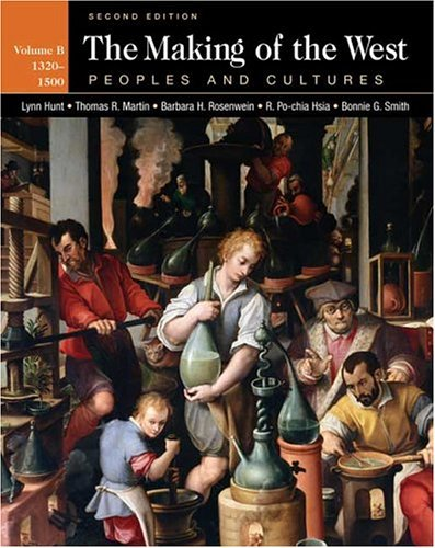 Making of the West Vols. 1&2 : Peoples and Cultures 2nd 2005 edition cover