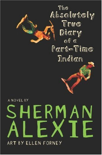Absolutely True Diary of a Part-Time Indian   2007 edition cover
