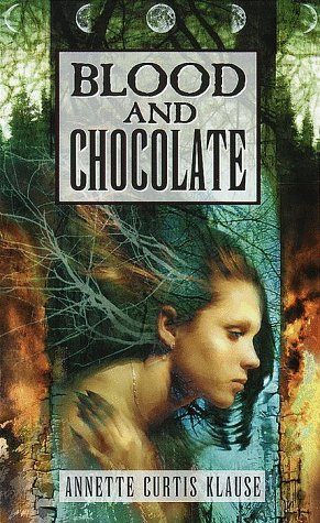 Blood and Chocolate   1997 9780440226680 Front Cover