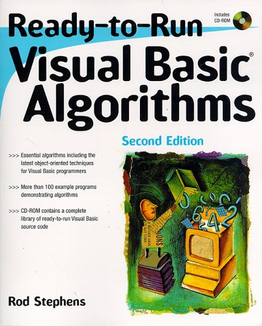 Ready-to-Run Visual BasicAlgorithms  2nd 1998 edition cover