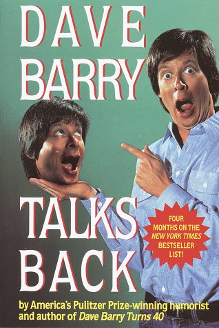 Dave Barry Talks Back  N/A edition cover