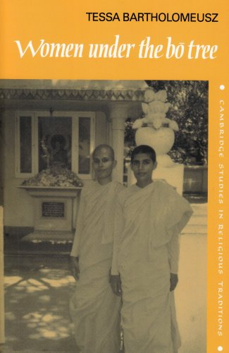 Women under the Bo Tree Buddhist Nuns in Sri Lanka  2008 edition cover