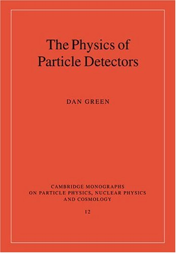 Physics of Particle Detectors   2005 edition cover
