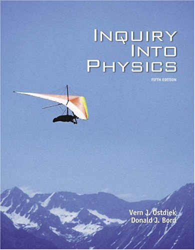 Inquiry into Physics  5th 2005 (Revised) edition cover