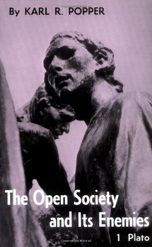Open Society and Its Enemies  5th 1967 edition cover