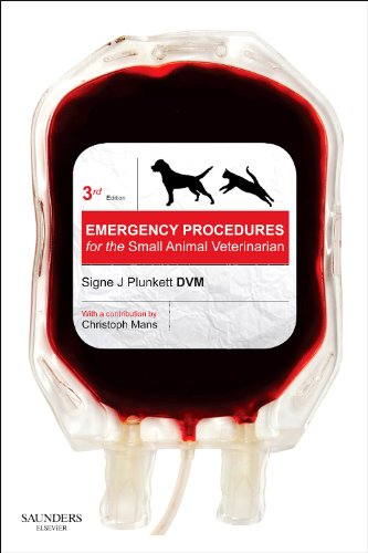 Emergency Procedures for the Small Animal Veterinarian  3rd 2012 9780702027680 Front Cover