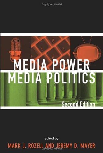 Media Power, Media Politics  2nd 2008 (Revised) edition cover