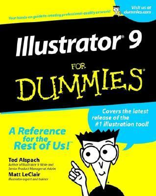 Illustrator 9 for Dummies   2000 9780764506680 Front Cover