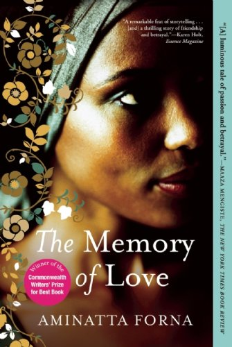 Memory of Love   2011 9780802145680 Front Cover