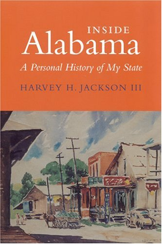 Inside Alabama A Personal History of My State  2004 edition cover