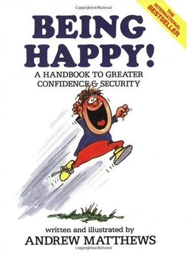 Being Happy!  2nd 1990 edition cover