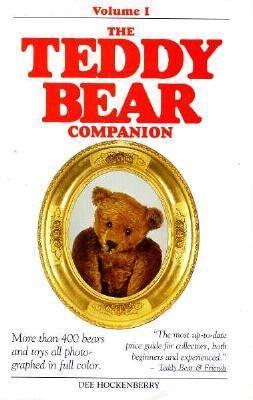 Teddy Bear Companion N/A 9780865739680 Front Cover