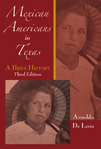 Mexican Americans in Texas A Brief History 3rd 2009 edition cover