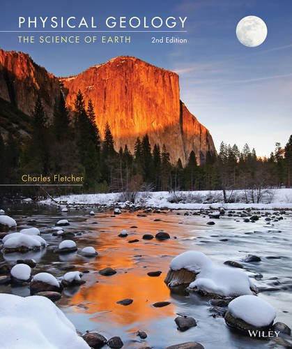Physical Geology The Science of Earth 2nd 2014 9781118559680 Front Cover