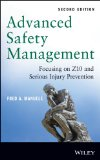 Advanced Safety Management Focusing on Z10 and Serious Injury Prevention, Second Edition 2nd 2014 edition cover