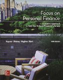 Focus on Personal Finance + Connect:   2014 edition cover