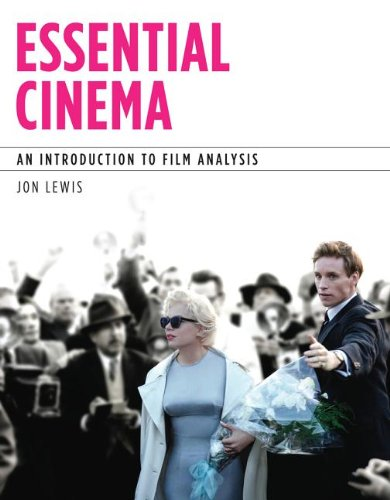 Essential Cinema An Introduction to Film Analysis  2014 edition cover