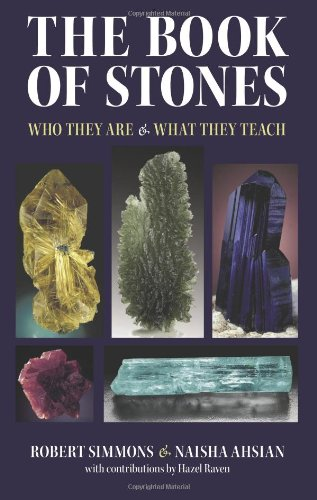 Book of Stones Who They Are and What They Teach  2007 edition cover