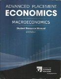 ADVANCED PLACE.ECONOMICS:MICRO.-STU.MAN N/A edition cover