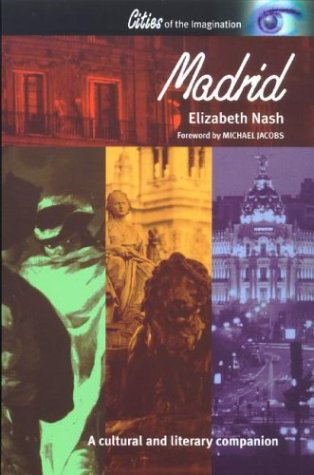 Madrid A Cultural and Literary Companion  2000 edition cover