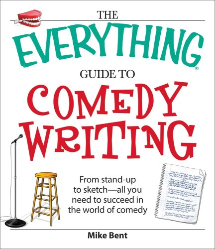 Guide to Comedy Writing From Stand-Up to Sketch - All You Need to Succeed in the World of Comedy  2009 edition cover