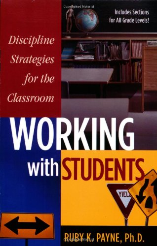 Discipline Srategies for the Classroom Working with Students  2006 edition cover
