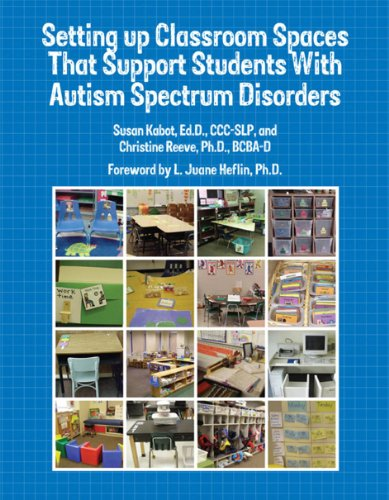 Setting up Classroom Spaces That Support Students with Autis Spectrum Disorders   2010 edition cover